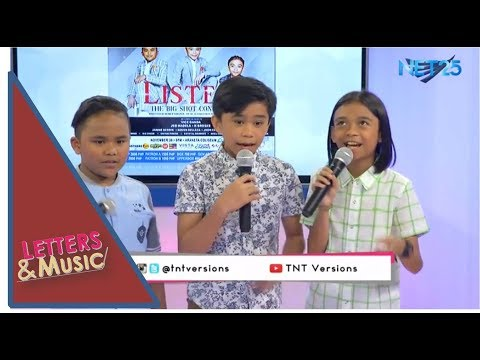 TNT Boys promotes their upcoming concert this Nov. 30 (NET25 LETTERS AND MUSIC)