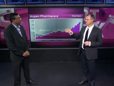 Trade of the Day - Aspen Pharmacare