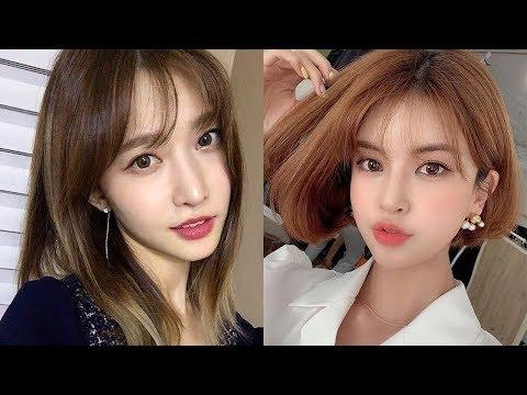 9-easy-&-cute-korean-haircuts-ideas-😍-beautiful-korean-hairstyle-tutorial-|-hair-beauty