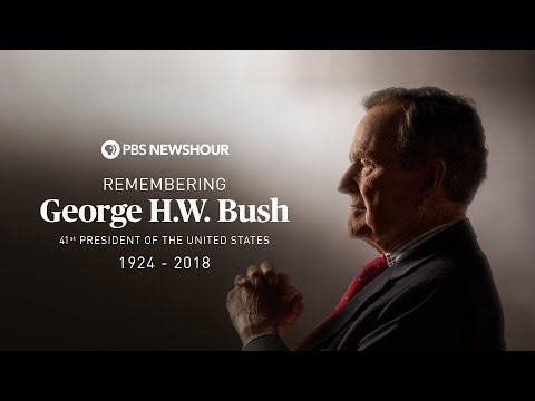 WATCH LIVE: President George H.W. Bushs memorial at the National Cathedral