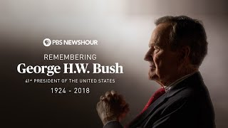 WATCH LIVE: President George H.W. Bush's memorial at the National Cathedral