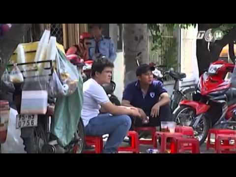 Nắng Nóng Và Nước Giải Khát Miễn Phí Ở Sài Gòn