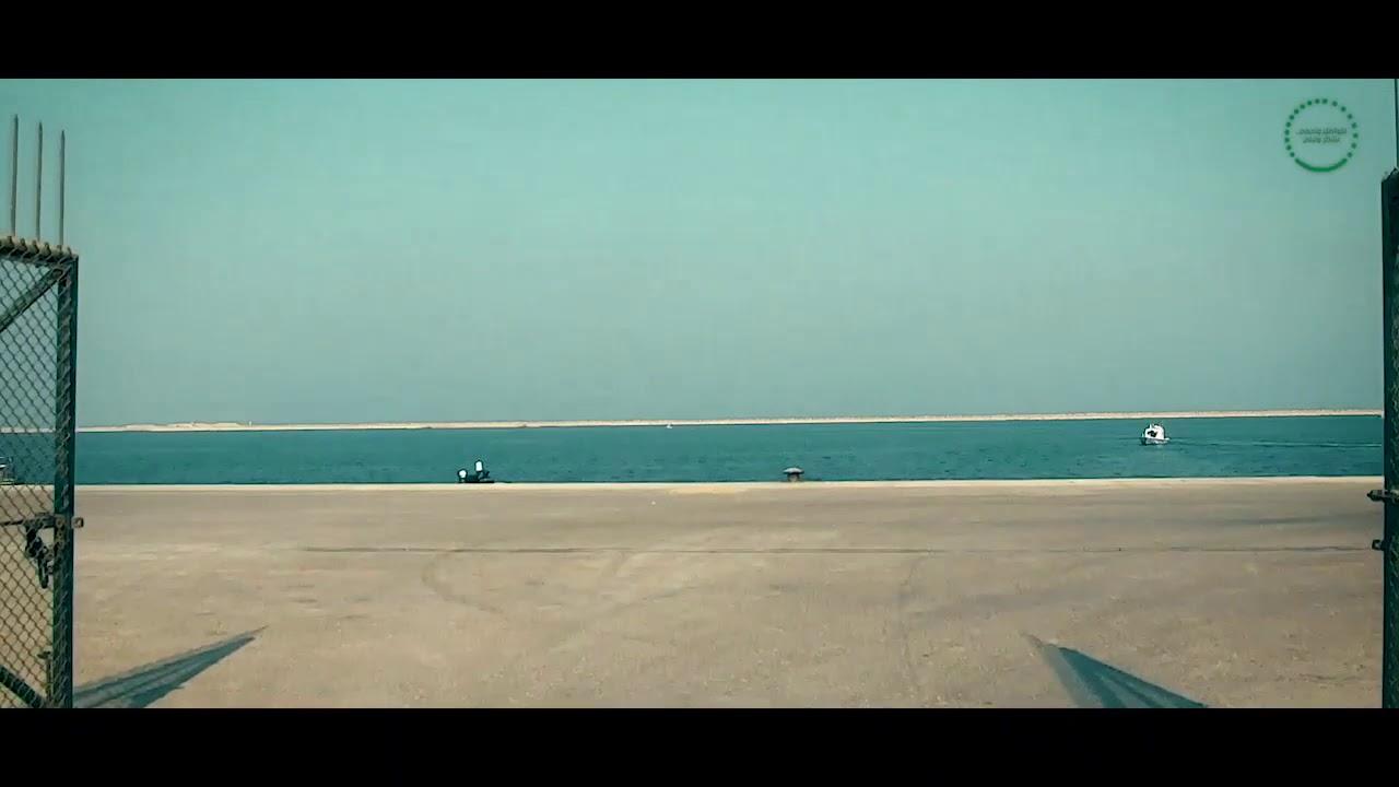 تجربة وهمية تدريبية في ميناء راشد