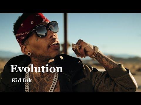 evolution of kid ink songs