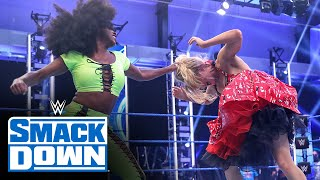 Naomi vs. Lacey Evans: SmackDown, July 10, 2020