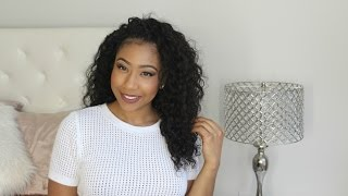 ♡ Loose Curly Hair by Silk Tresses ♡