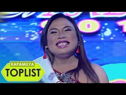 Kapamilya Toplist: 10 wittiest and funniest contestants of Miss Q & A Intertalaktic 2019 - Week 9