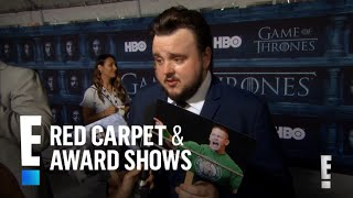"""""""Game of Thrones"""" Actors Play """"Would You Rather"""" Game 