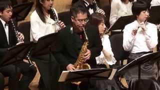 Alto saxophone Solo : 彦坂眞一郎 (Shin-ichiro Hikosaka) 2014年5月31...