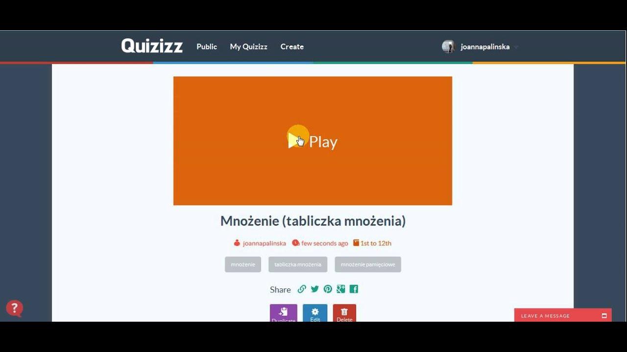Quizizz Sign In Quizizz - Jak s...
