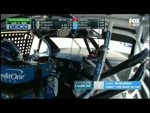 2016 NSCS Richmond In Car Cam Jamie Mcmurray