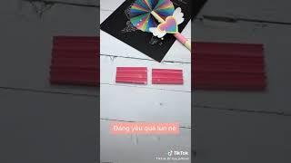 Cách làm quạt giấy