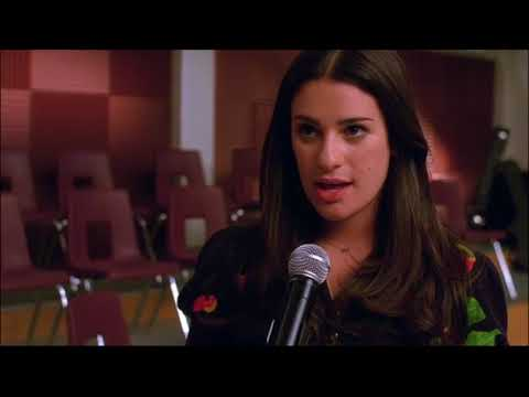 Glee - No Air (Full Performance + Scene) 1x07