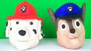 Opening Play-doh Paw Patrol Surprises, Minecraft Mini-Figure Mystery Box, Surprise Eggs