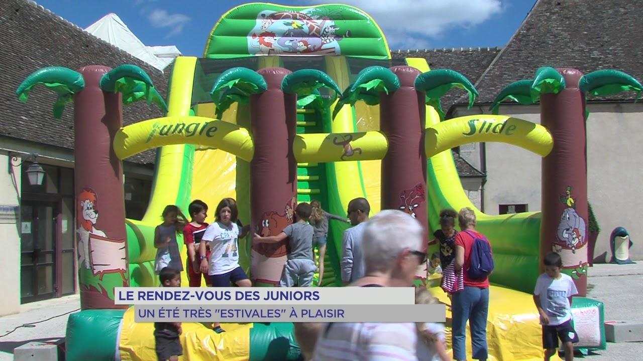 """Le Rendez-Vous des Juniors : un été très """"estivales"""" à Plaisir"""
