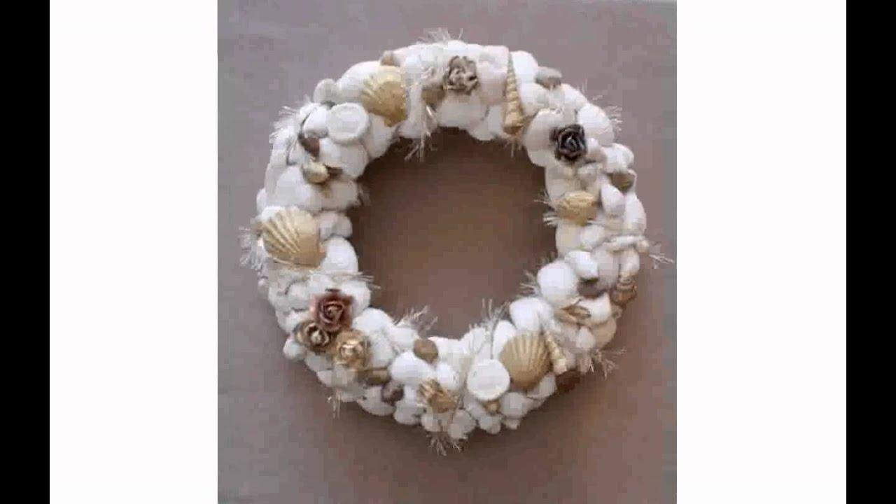 Sea Shells Decor - YouTube