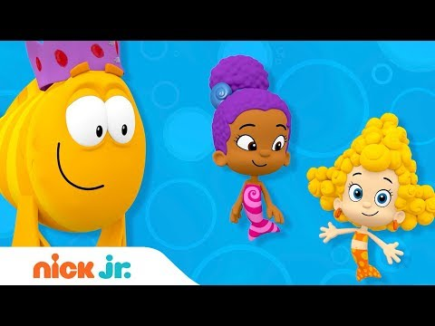 What You Do To Be Healthy W/ Zooli | Bubble Guppies | Nick Jr.