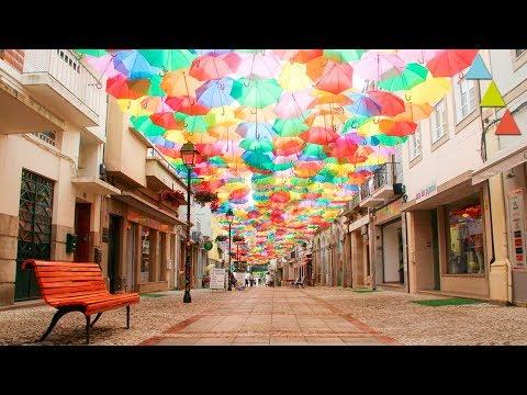 Así son las calles MÁS BONITAS del mundo