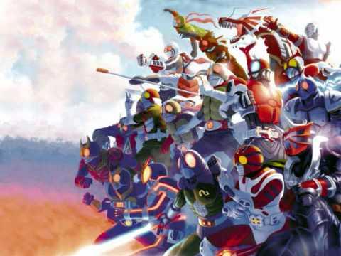 Kamen Rider- Supernova love