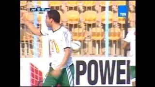 ستاد TEN - الهدف الأول للمصري بقدم سعيد مراد عن طريق ضربة جزاء .. المصري VS أسوان 1-0