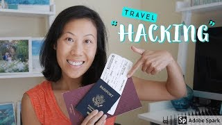 Travel Hacking - How to fly business class for FREE to almost anywhere in the world!