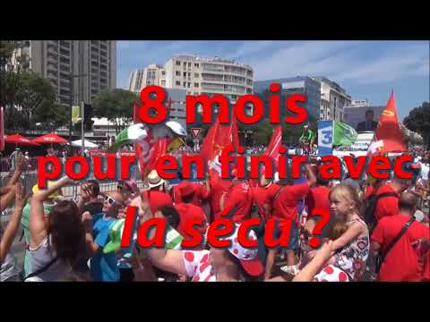 CGTv EPISODE 2 - Pourquoi faire greve le 12 septembre 2017