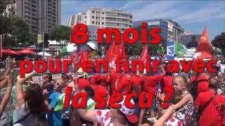 CGTv EPISODE 2 - Pourquoi faire greve le 12 septembre 2017