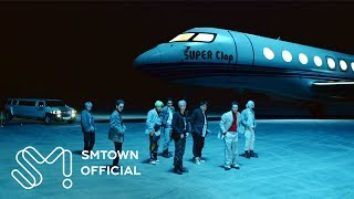 Super Junior 슈퍼주니어 'super Clap' Mv
