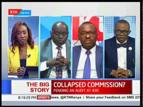 Collapsed commission? Status of Kenya's electoral body