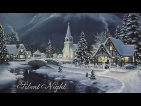 Silent Night - Beautiful Instrumental Piano Version - By Tom Barabas