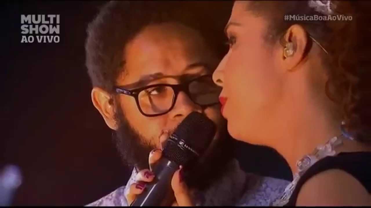 As Rosas Nao Falam Musica Boa Ao Vivo Vanessa Da Mata E