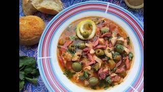 Готовим суп на новый год 2018 рецепт