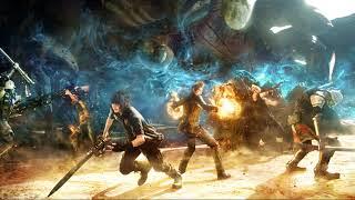 Animated Titan Trial Final Fantasy XV Wallpaper  - Wallpaper Engine