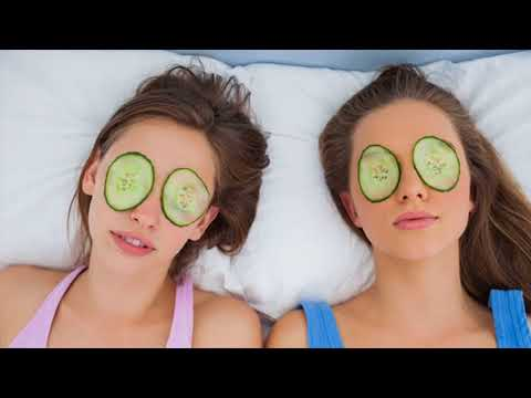Fight With Tired Eyes And Treat Dark Circles With Cucumber- How To Use