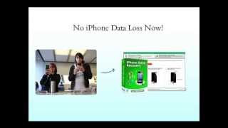 Tenorshare iPhone Data Recovery - Best Data Recovery for iPhone 5, 4S, 4, 3GS