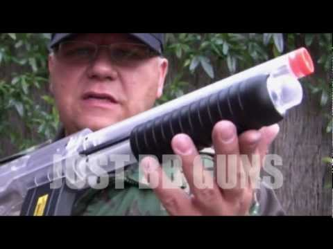 MOSSBERG 500 AIRSOFT SHOTGUN