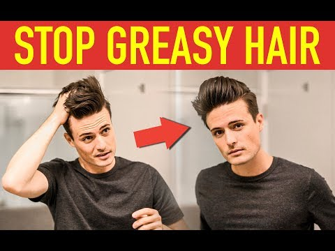 STOP Greasy Hair! How to Style Second Day Hair | Mens Hairstyle Tips thumbnail