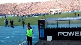 Minutos Finales Universidad de Chile 1-0 San Luis