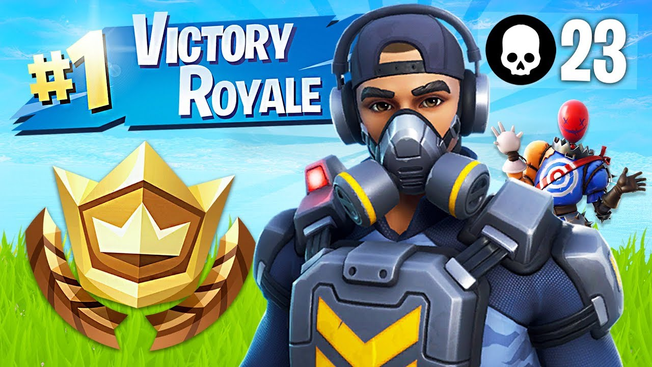 Winning in Season 10 Solos! *Pro Fortnite Player* // 2400 Wins (Fortnite Battle Royale) thumbnail