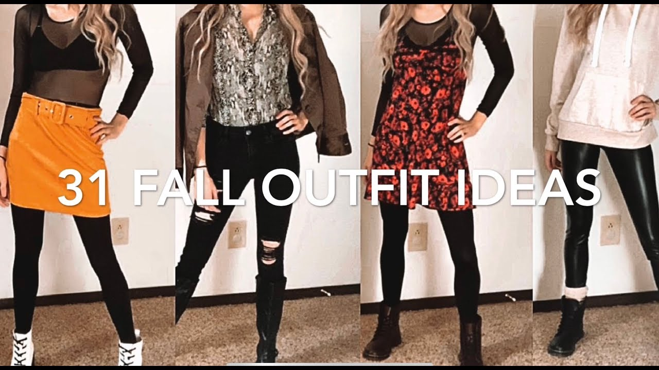 31 FALL OUTFIT IDEAS | UNIQUE AUTUMN FASHION TRENDS 2019 1