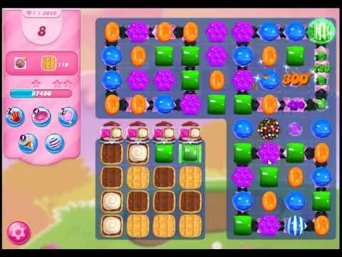 Candy Crush Saga Level 5039 - NO BOOSTERS | SKILLGAMING ✔️