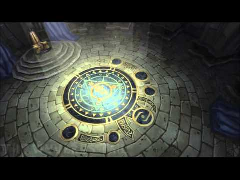 Warcraft 3 - Arthas' return music (call to arms?)