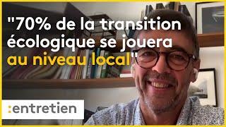 GRAND ENTRETIEN. L'eurodéputé vert Damien Carême imagine la ville écologique de demain