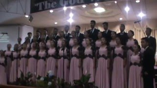 UNAI Chorale - When The Roll Is Called Up Yonder Indonesia Version