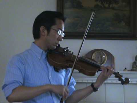 World Violin Music, Video #2: Hero's Farewell, Sevdalinka