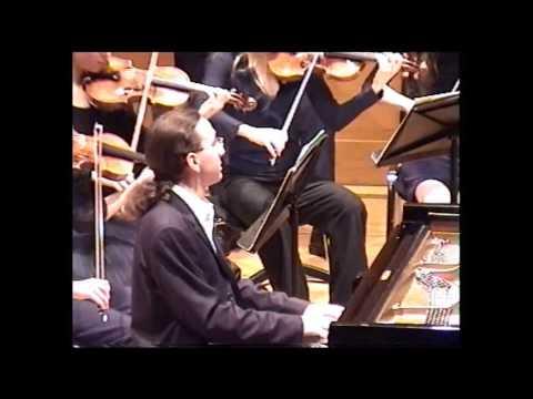 J. S. Bach Piano Concerto No. 1 in D minor BWV 1052 Paris Tsenikoglou