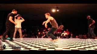 TOP 8 Battle Europa 2013  Reckless Game vs Ruggeds Solutions