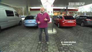Srovnání pohonu CNG vs Diesel - Škoda Octavia