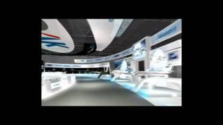 Выставочные стенды на МАКС 2011(Концепция выставочной экспозиции для Объединенной Авиастроительной Корпорации на выставку МАКС-2011 от..., 2011-03-05T13:18:05.000Z)