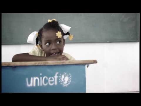 Haiti Education - Trick or Treat for UNICEF 2016
